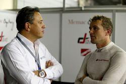 Jean-Denis Deletraz und Marcel Fässler, Belgian Audi Club WRT