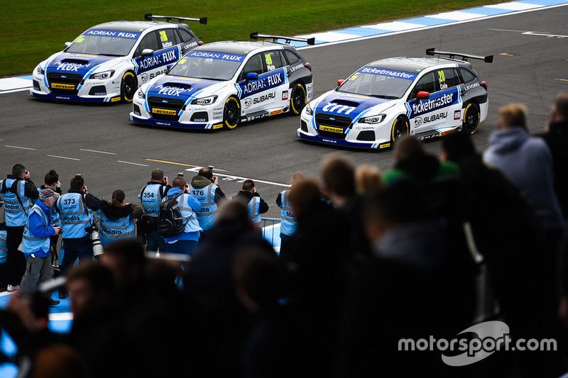 Team BMR Subaru