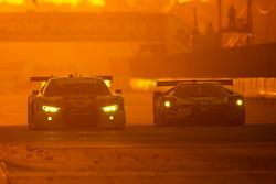 №57 Stevenson Motorsports Audi R8 LMS GT3: Эндрю Дэвис, Лоусон Ашенбах, Мэтт Белл; №66 Chip Ganassi