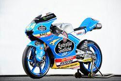 Canet's bike