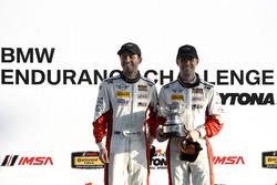 Podio ST: i vincitori #73 MINI JCW Team MINI Cooper John Cooper Works: Derek Jones, Mat Pombo