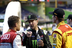 Tom Kristensen, Kurt Busch, Ryan Hunter-Reay