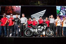 Line-up Team HRC MXGP 2018