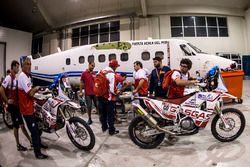 GasGas Rally Team members