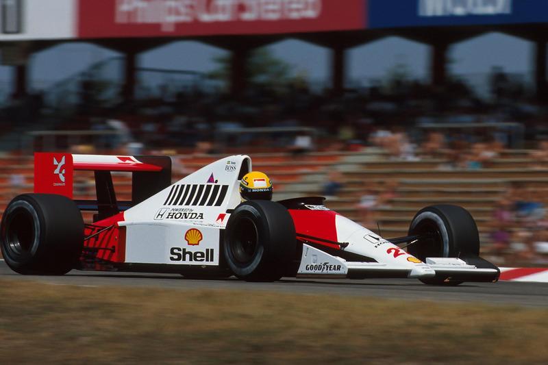 24 - GP da Alemanha, 1990, Hockenheim