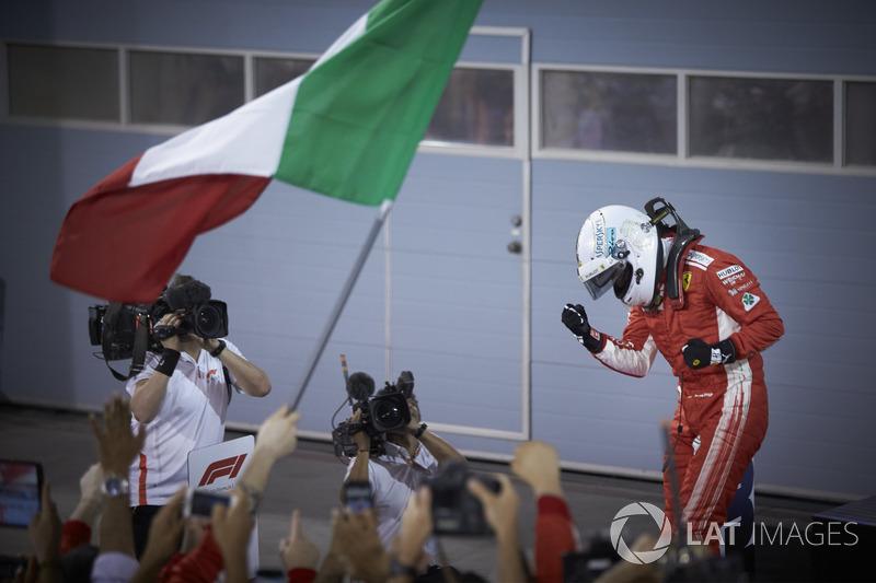 GP Bahrain 2018