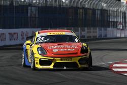 #83 Competition Motorsports Porsche Cayman GT4 CS-MR: Mike Sullivan