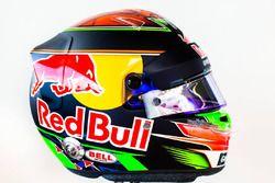 Il casco di Brendon Hartley, Scuderia Toro Rosso