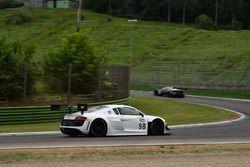 Audi R8 LMS-GT3 Light #98 Nuova race. Magnoni-Cressoni