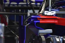 Scuderia Toro Rosso STR13, pontones