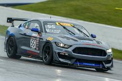 #55 PF Racing Ford Mustang GT4: Jade Buford, Scott Maxwell