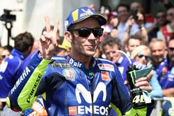 Le troisième, Valentino Rossi, Yamaha Factory Racing
