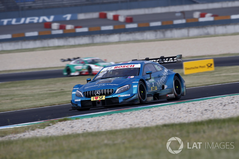 9. Gary Paffett Mercedes-AMG Team HWA, Mercedes-AMG C63 DTM