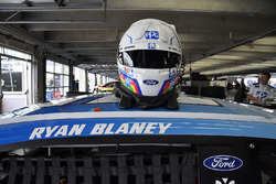 Ryan Blaney, Team Penske, Ford Fusion PPG helmet