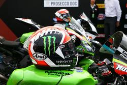 Jonathan Rea, Kawasaki Racing helmet