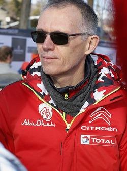Carlos Tavares, président de PSA
