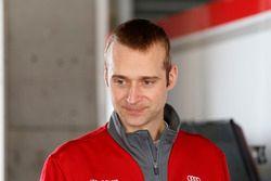 #74 Audi Sport Customer Racing Audi R8 LMS: Christopher Haase