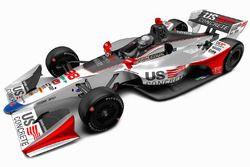 Marco Andretti, Andretti-Herta Autosport Honda
