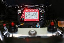 KTM Moto3 dash