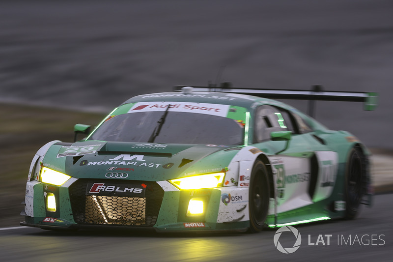 7. GTD: #29 Montaplast by Land-Motorsport, Audi R8 LMS GT3