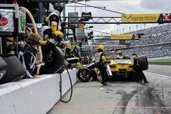 #3 Corvette Racing Chevrolet Corvette C7.R, GTLM: Antonio Garcia, Jan Magnussen, Mike Rockenfeller p