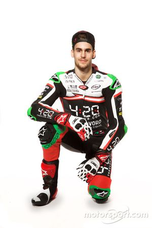 Stefano Manzi, Forward Racing Team