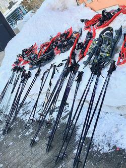 Kayaklar ve batonlar