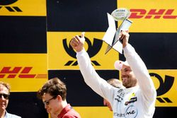 Podium: nummer twee Gary Paffett, Mercedes-AMG Team HWA