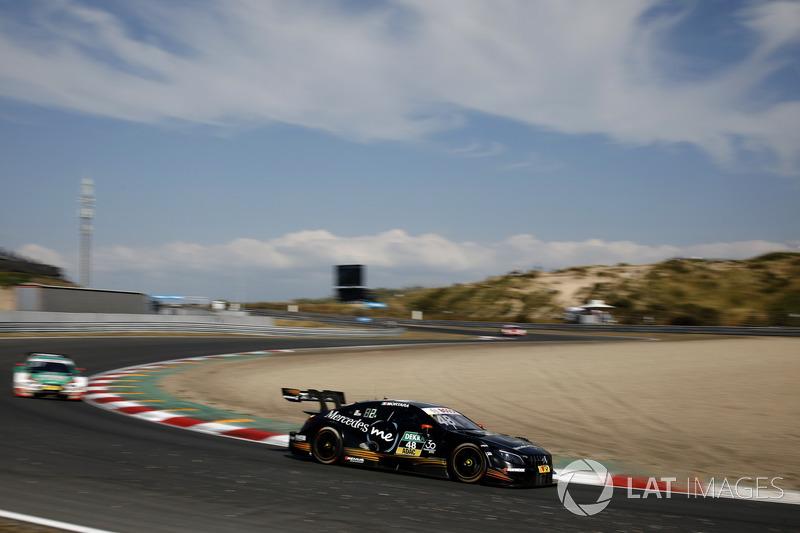 9. Edoardo Mortara, Mercedes-AMG Team HWA, Mercedes-AMG C63 DTM