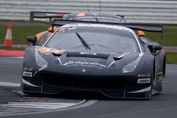 #23 FF Corse Ferrari 488 GT3, Ivor Dunbar, Bonamy Grimes, Johnny Mowlem