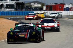 #73 Park Place Motorsports Porsche GT3 R, GTD: Patrick Lindsey, Jörg Bergmeister, Tim Pappas, #912 P