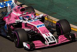 Sergio Pérez, Force India VJM11