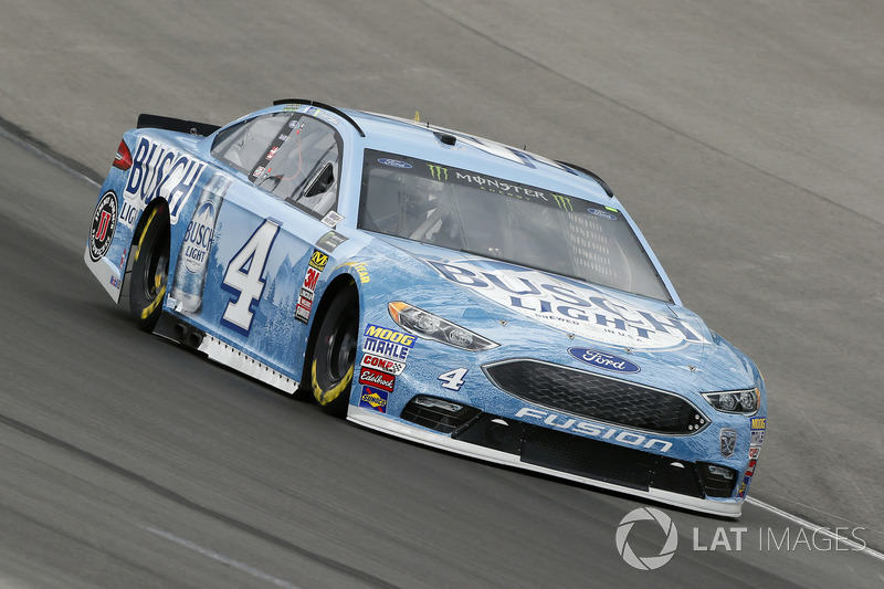 2. Kevin Harvick, No. 4 Stewart-Haas Racing Ford Fusion