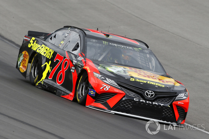6. Martin Truex Jr., No. 78 Furniture Row Racing Toyota Camry