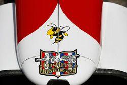 A.J. Foyt Enterprises killer bee graphic