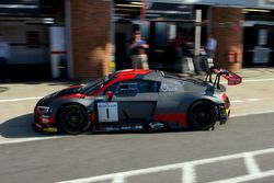 #1 Belgian Audi Club Team WRT Audi R8 LMS: Alex Riberas, Christopher Mies
