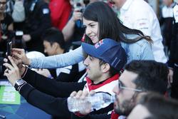 Sébastien Buemi, Toyota Gazoo Racing during autograph session
