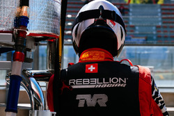 Rebellion Racing mechanic