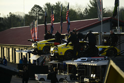#3 Corvette Racing Chevrolet Corvette C7.R, GTLM: Antonio Garcia, Jan Magnussen, #4 Corvette Racing Chevrolet Corvette C7.R, GTLM: Oliver Gavin, Tommy Milner