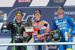 Johann Zarco, Monster Yamaha Tech 3, Marc Marquez, Repsol Honda Team, Andrea Iannone, Team Suzuki MotoGP