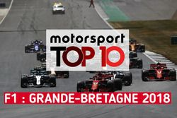 Top 10 du GP de Grande-Bretagne