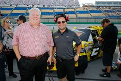 Cody Coughlin, GMS Racing, Chevrolet Silverado Jeg's.com guests