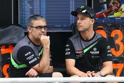 Pere Riba, Jonathan Rea, Kawasaki Racing