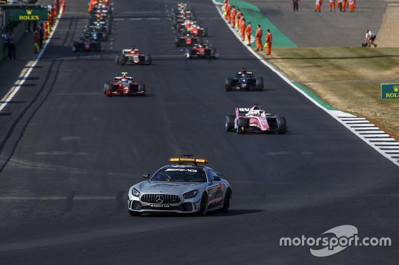 Maximilian Günther a mené la Course Sprint du départ à l'arrivée