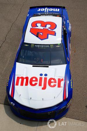 Darrell Wallace Jr., Richard Petty Motorsports, Chevrolet Camaro Meijer