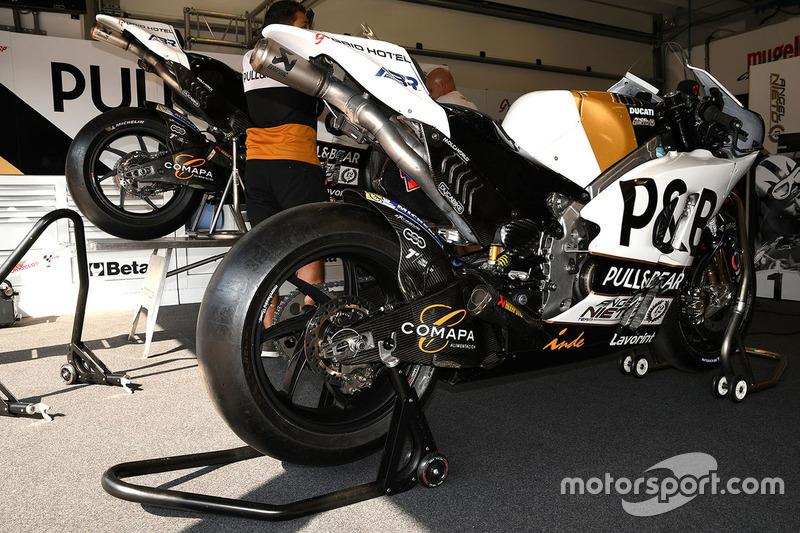 Мотоцикли Aspar Racing