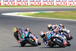 Marco Bezzecchi, Prustel GP, Jorge Martin, Del Conca Gresini Racing Moto3, Fabio Di Giannantonio, D