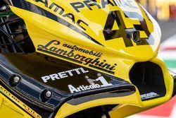 Pramac Racing decoración especial Lamborghini