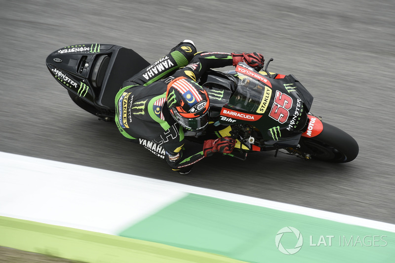 14: Hafizh Syahrin, Monster Yamaha Tech 3, 1'47.188
