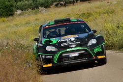 Paolo Porro, Paolo Cargnelutti, Ford Fiesta WRC, Bluthunder